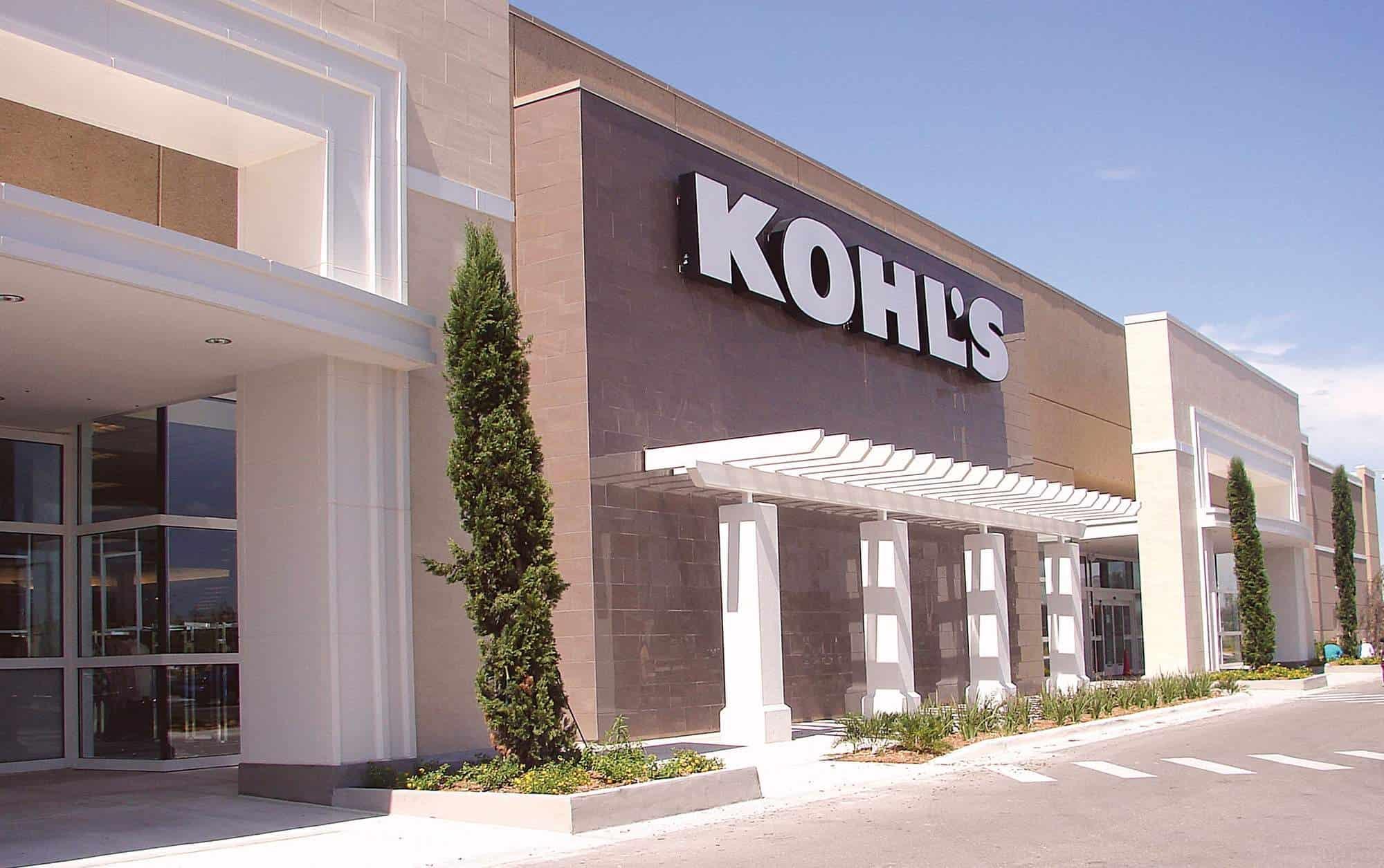 Kohl's Find Near Me