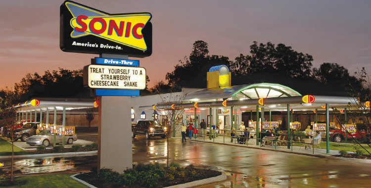 sonic drive in locations
