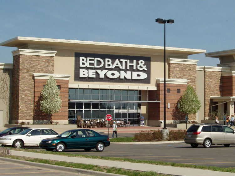 bed bath and beyond around me