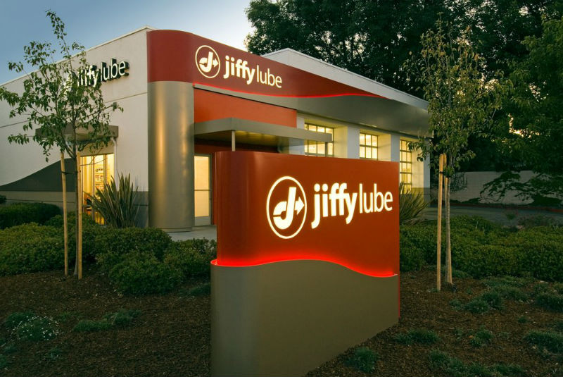 jiffy lube nearby