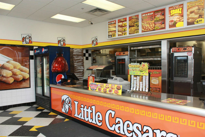 little caesars around me