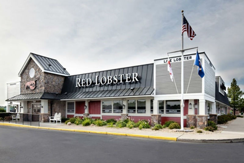 red lobster around me
