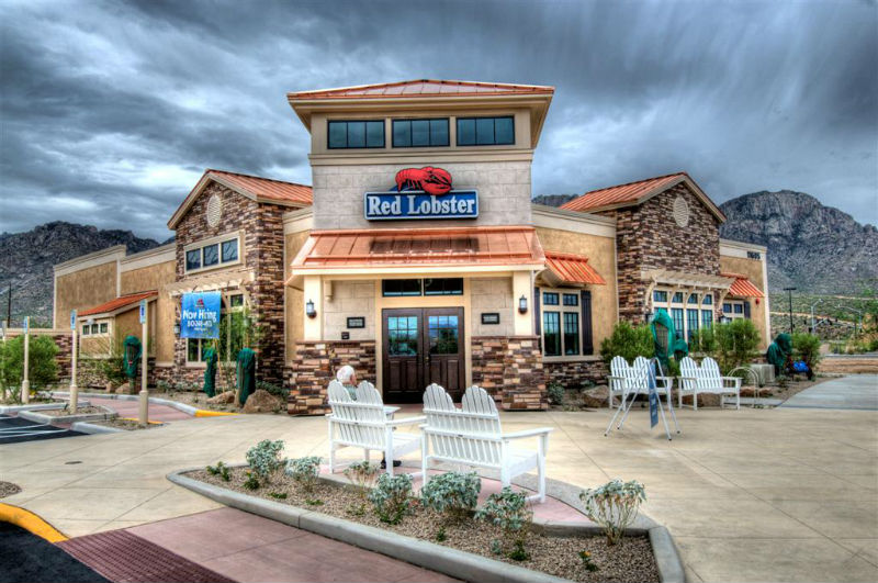 red lobster nearby