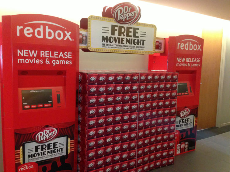 redbox kiosks near me