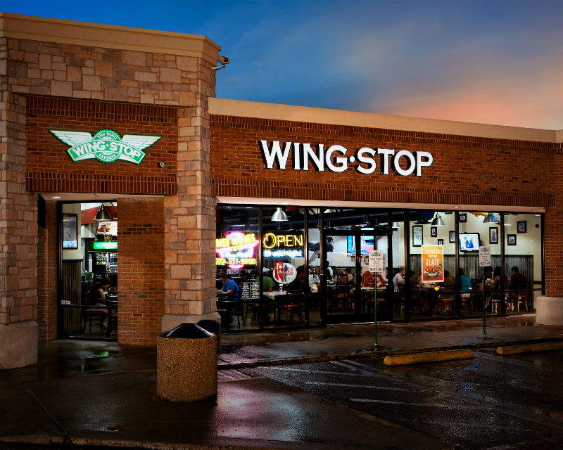 Wingstop around me