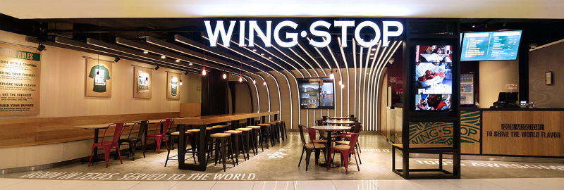 wingstop nearby