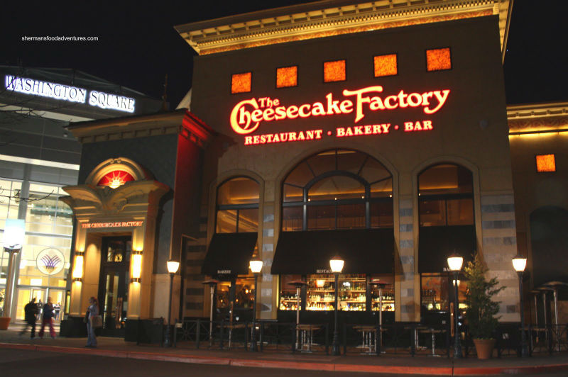 cheesecake factory around me