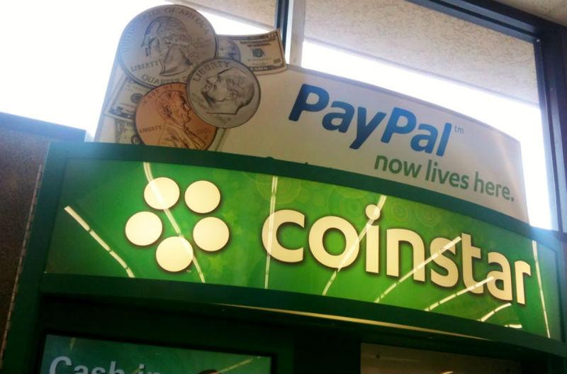 coinstar nearby