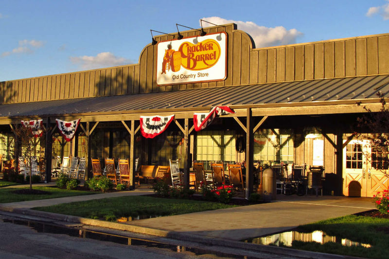 cracker barrel nearby