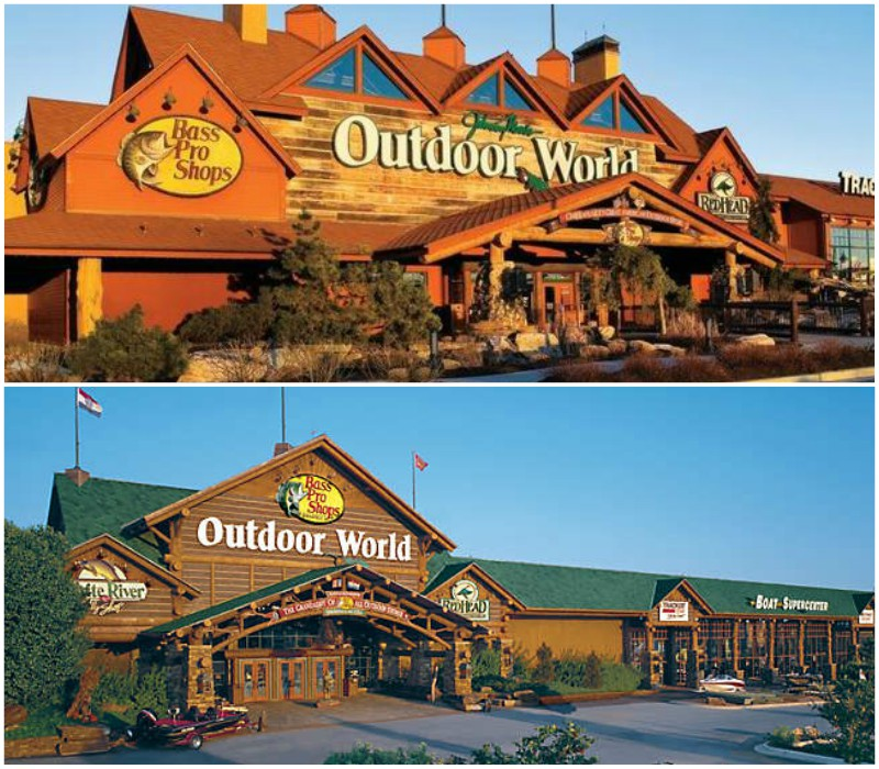 bass pro stores near me