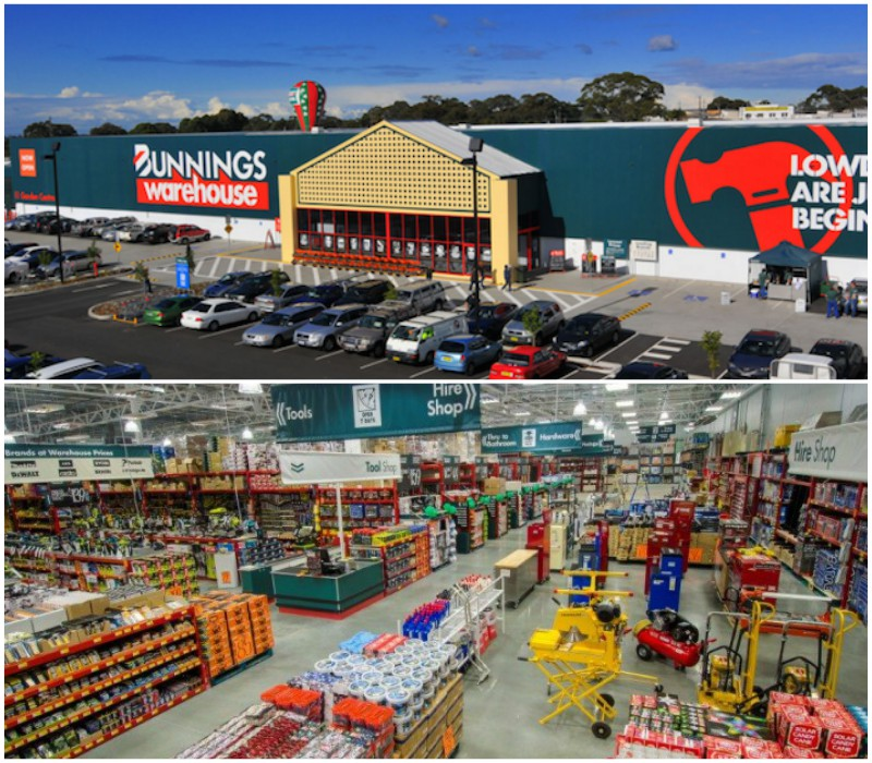bunnings stores near me