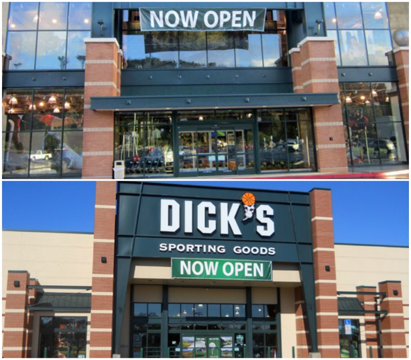 Dick's Sporting Goods Stores Near Me