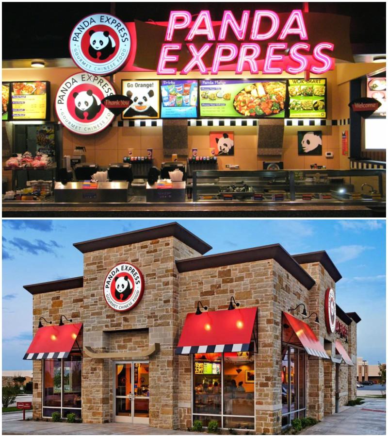 Panda Express restaurants near me
