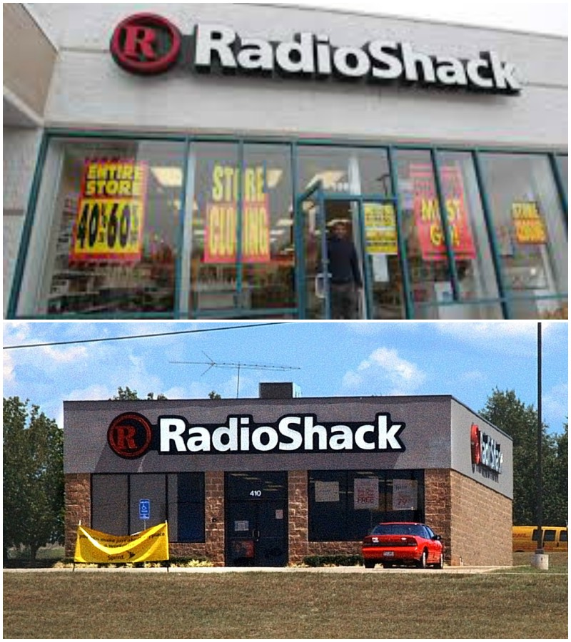 Radio Shack near me