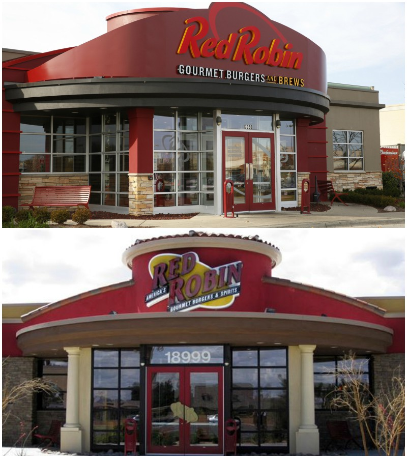 Red Robin restaurants near me