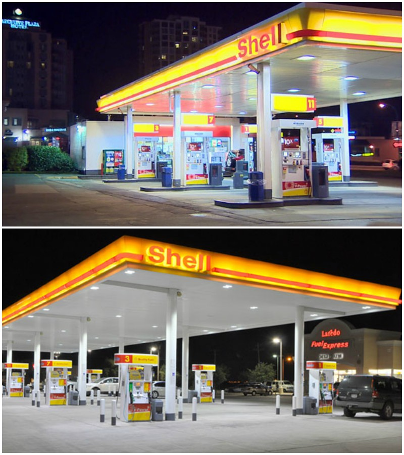 Shell Gas Station Around Me