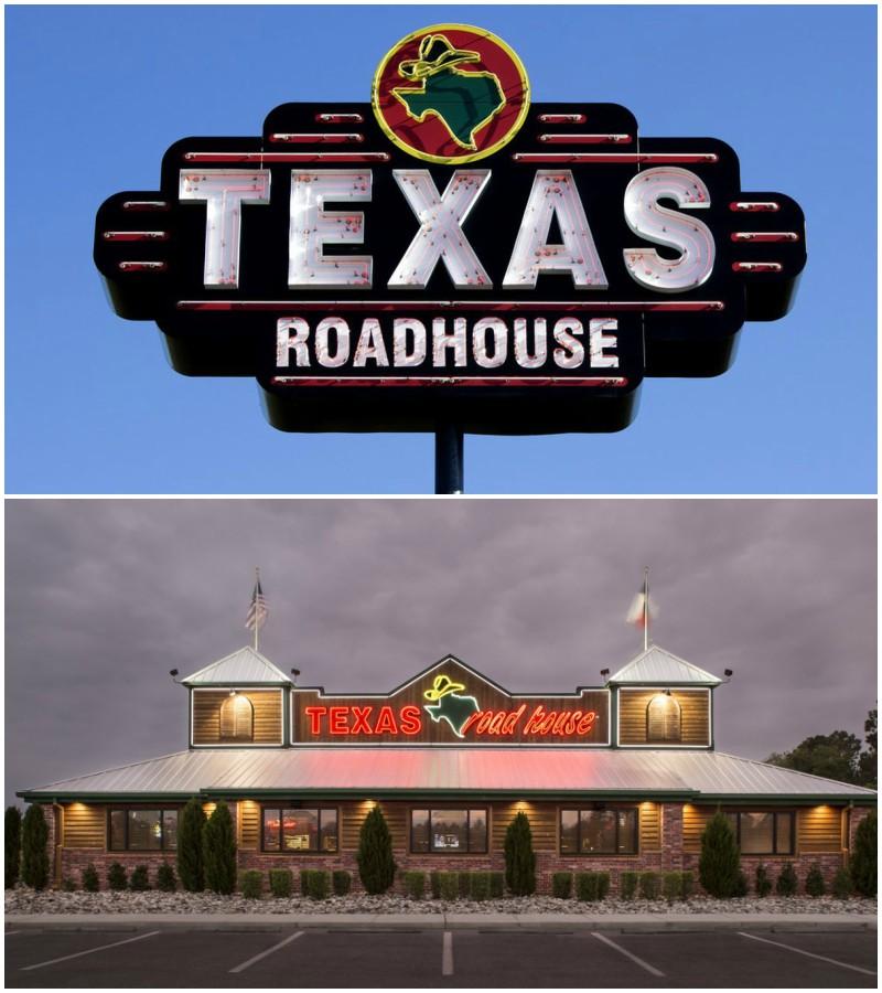texas roadhouse restaurants near me