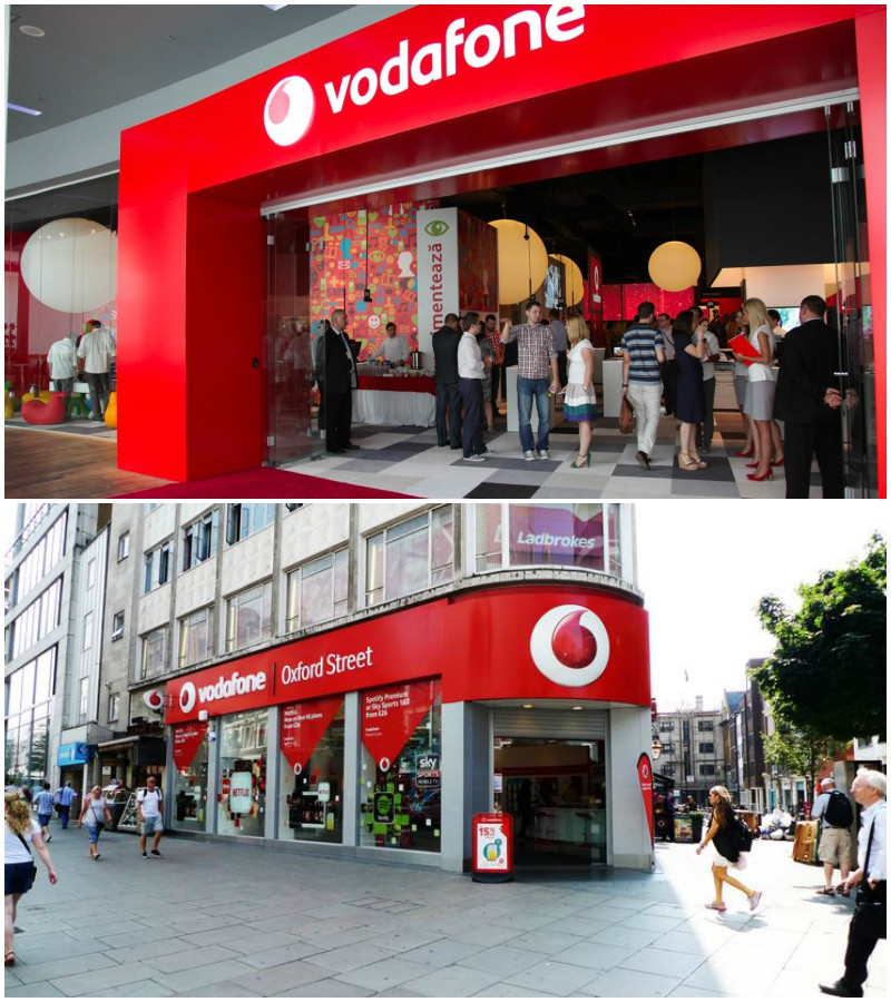 the best attitude 1ae64 4c5cd Vodafone Store Near Me