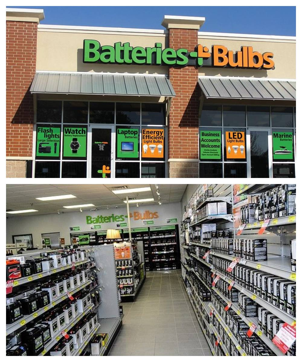 Batteries Plus locations around me