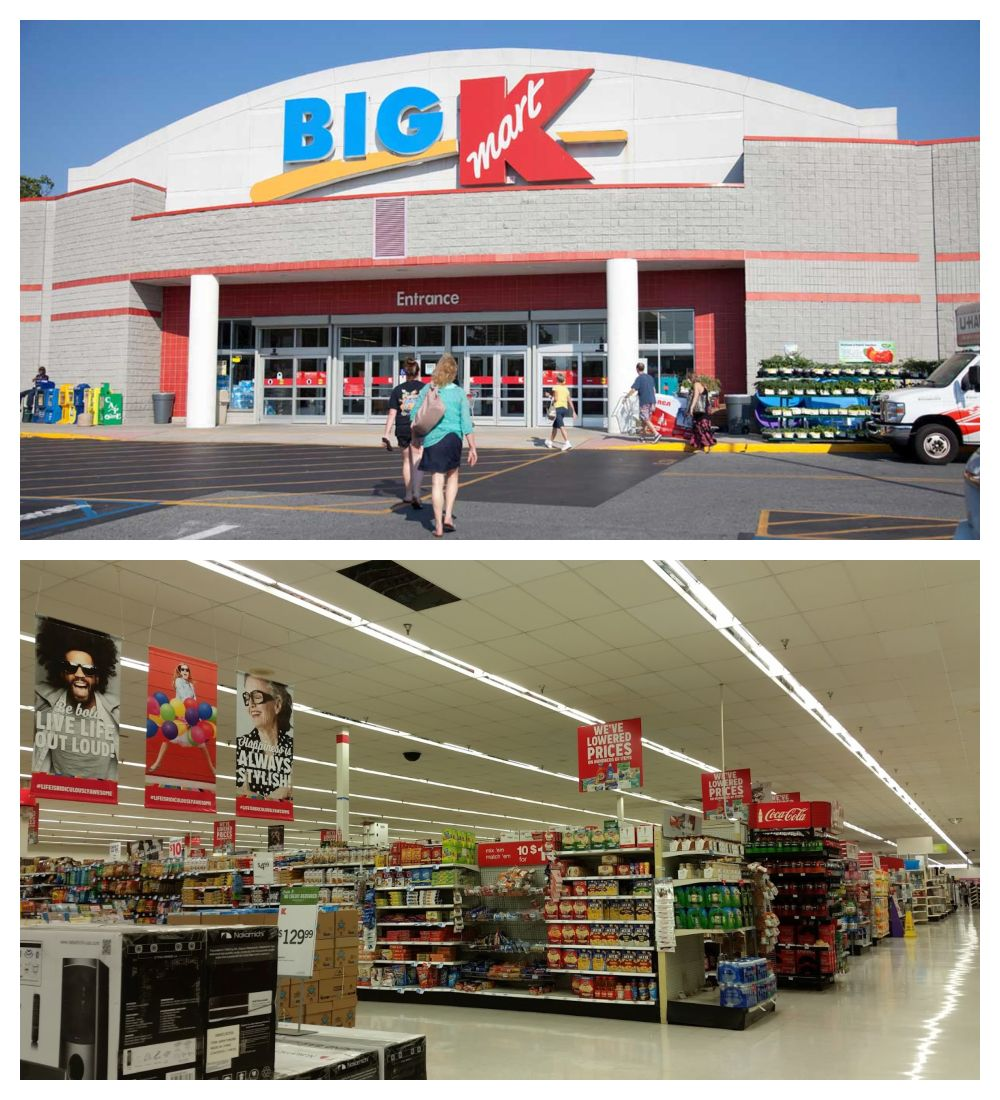 Kmart stores near me