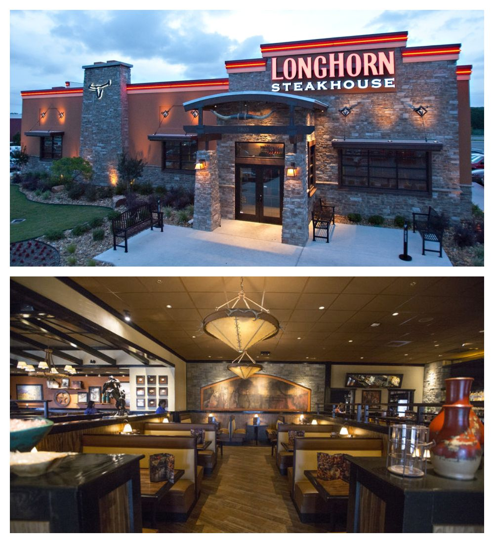 Longhorn Steakhouse Near Me