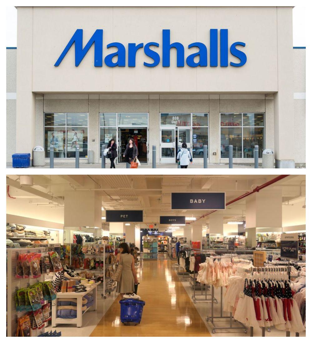 Marshalls Stores Near Me