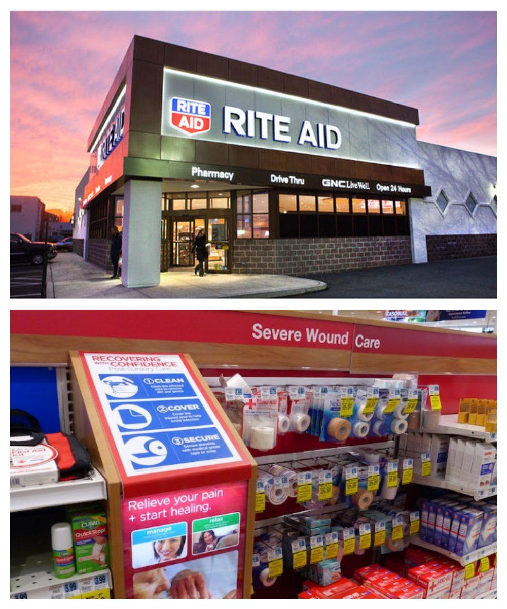 Rite Aid Stores Near Me