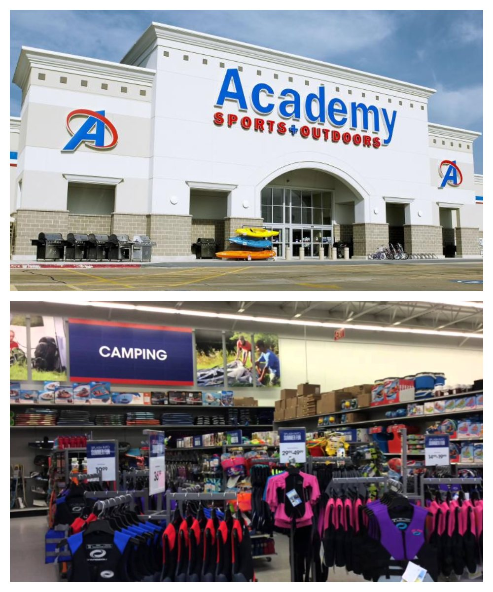 Academy Sports Stores Near Me