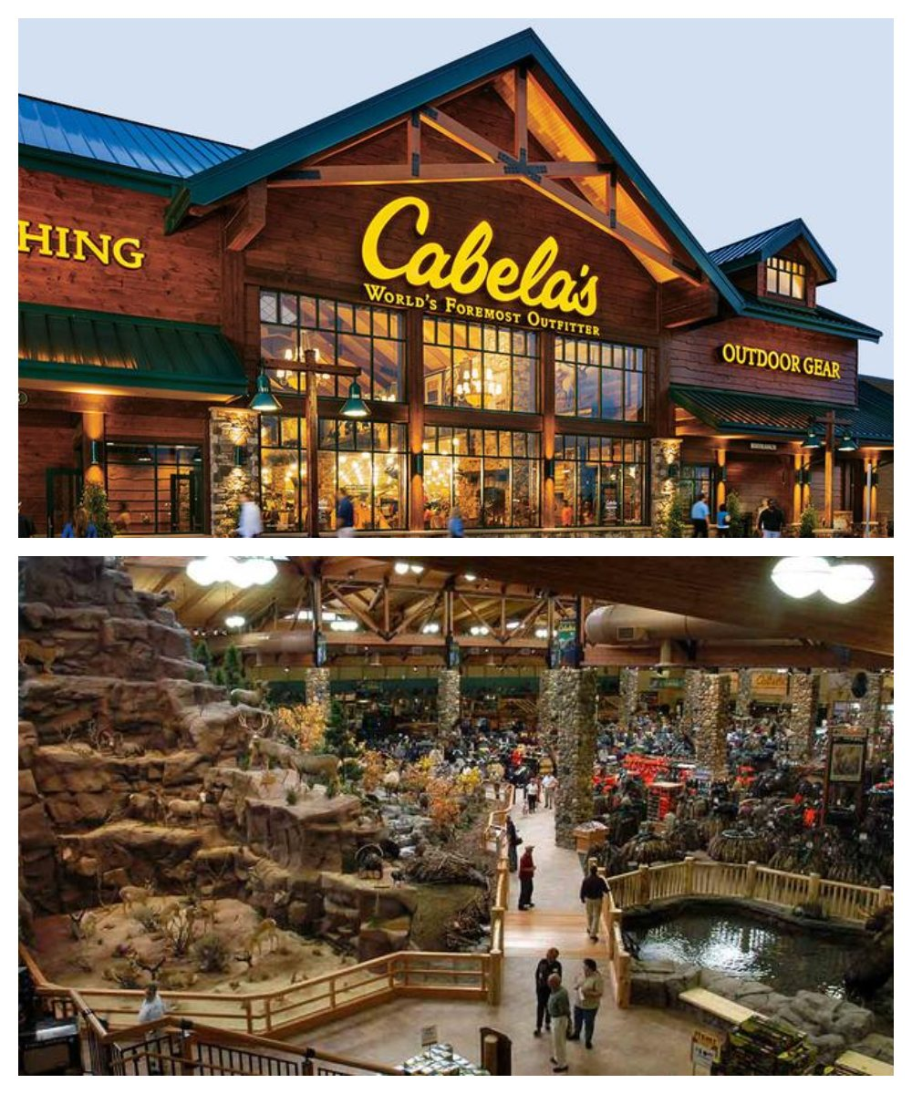 Cabela's Stores Near Me