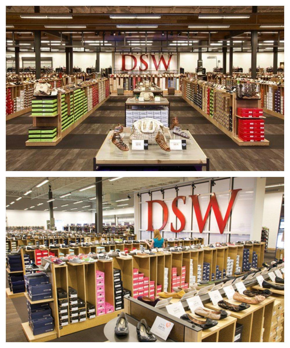 DSW Stores Near Me