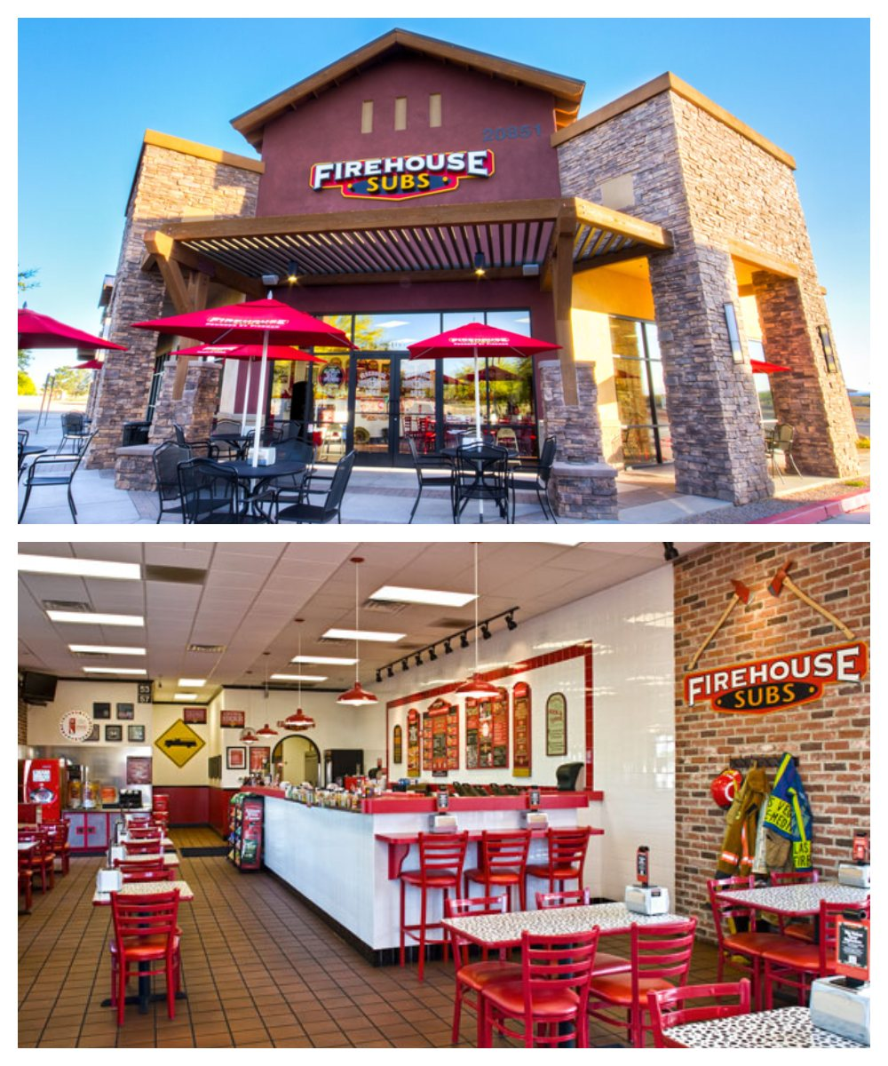 Firehouse Subs Restaurants Near Me