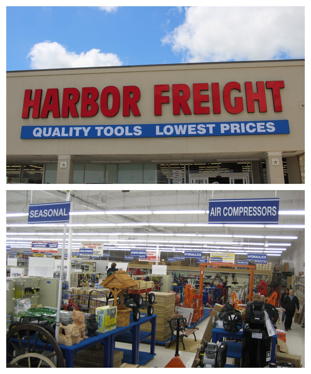 Harbor Freight Store Near Me