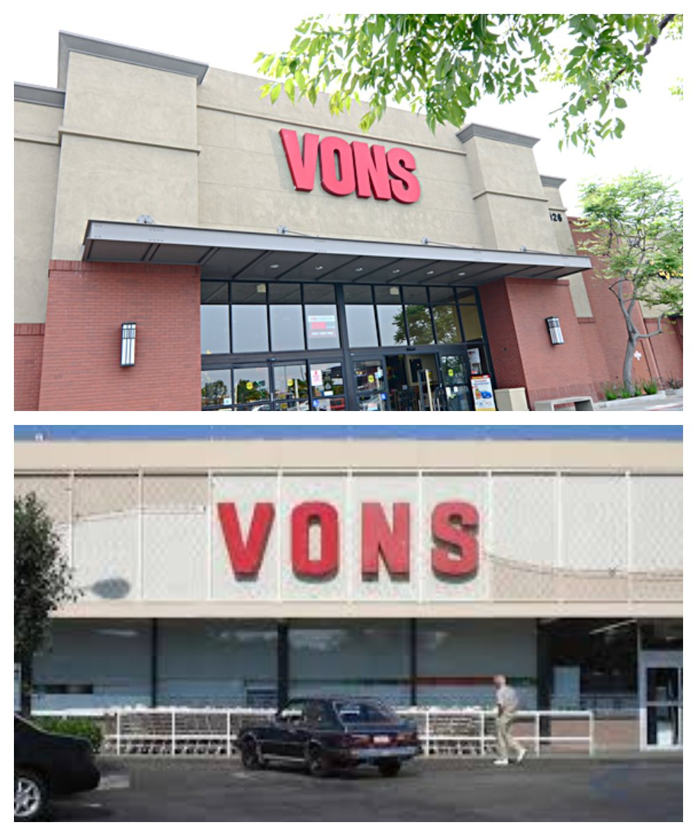 Vons Location Near Me