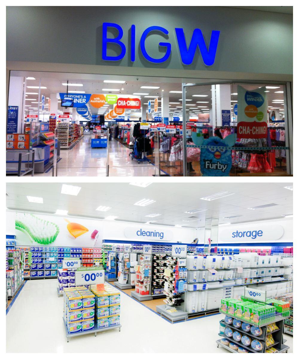 Big W Store Near Me