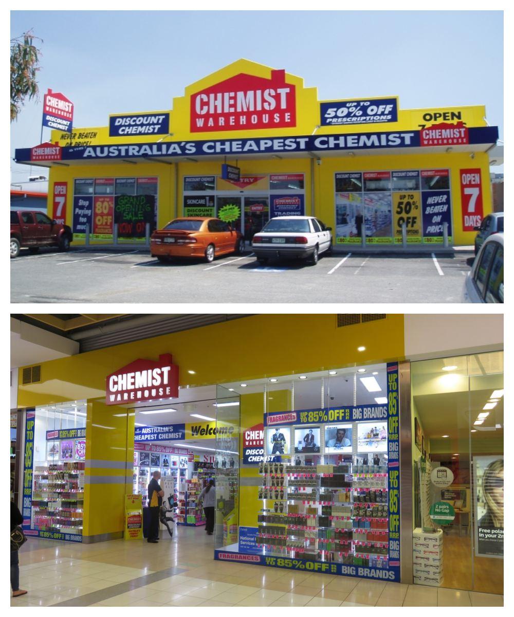 Chemist Warehouse Pharmacy Near Me