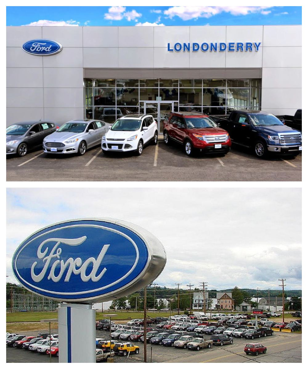 Ford Shops Near Me
